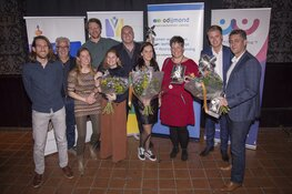 Microtechniek, Budget Broodjes en De Broedmachine vallen in de prijzen tijdens Ijmond Onderneemt 2018