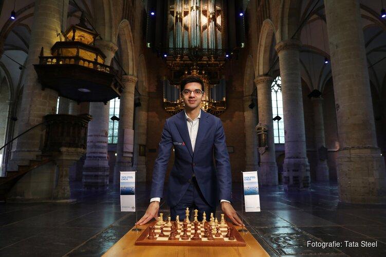 Wereldkampioen Carlsen op Tata Steel Chess Tournament 2019