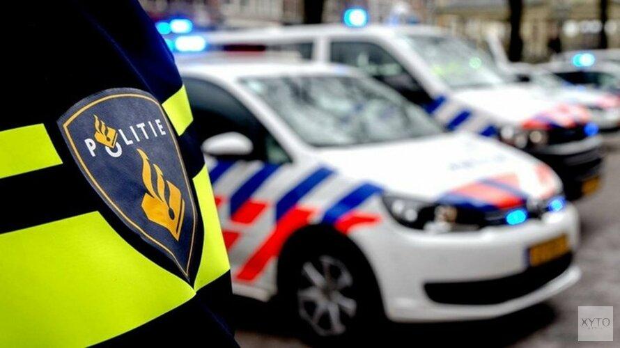 Flinke ravage bij kop-staartbotsing in Beverwijk