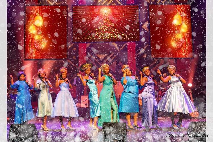 The African Mamas: Christmas Under African Skies