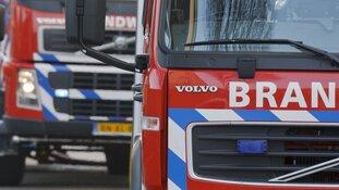 Gevelreclame bij Beverwijks verhuurbedrijf afgebrand