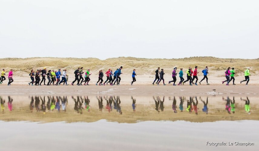 Afrikaanse hegemonie bij halve marathon Egmond