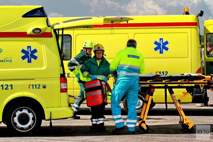 Twee gewonden bij ernstig ongeluk in Beverwijk