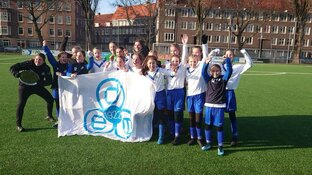 R.K.V.V. DEM teams winterkampioen