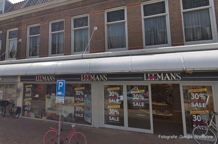 Leemans Schoenen failliet verklaard: winkels voorlopig nog open