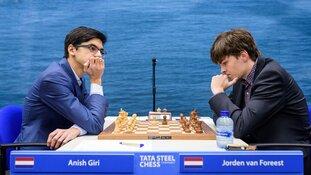 Dubbel Nederlands onderonsje op Tata Steel Chess Tournament