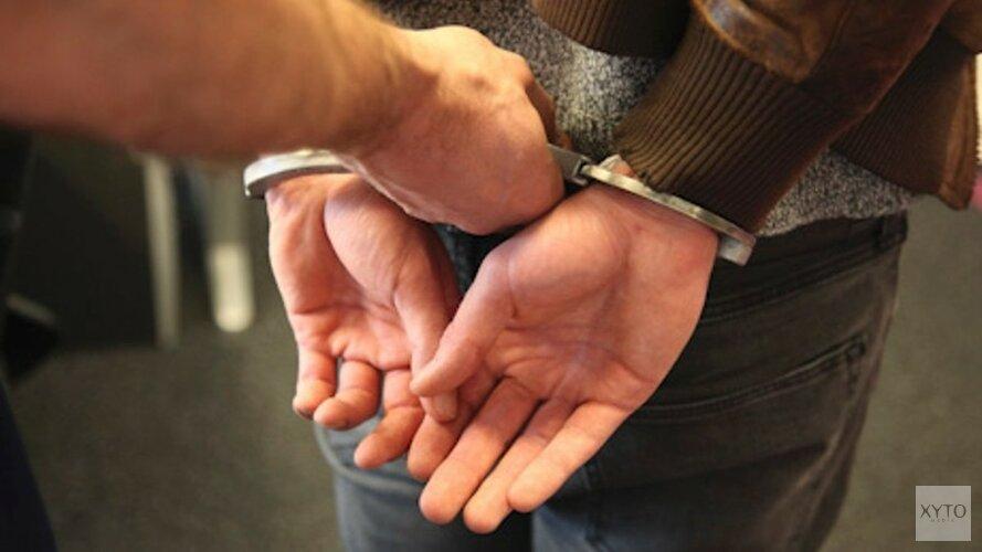 Drie mannen aangehouden na straatroof