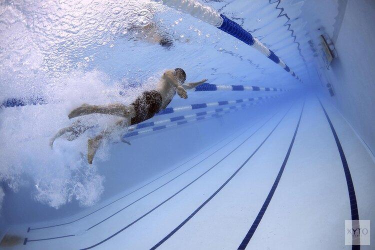Banenzwemmen voor vroege vogels in Sportfondsenbad Beverwijk
