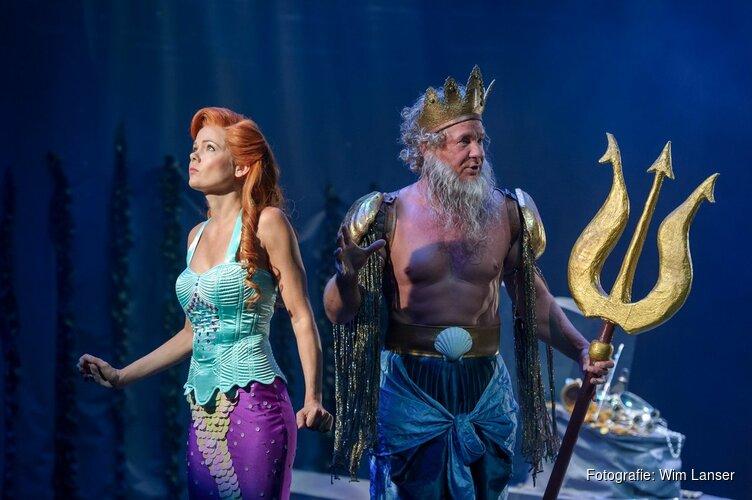De Kleine Zeemeermin De Musical komt ook naar Beverwijk!
