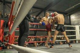 Clubkampioenschap kickboksen bij Team Spirit Beverwijk