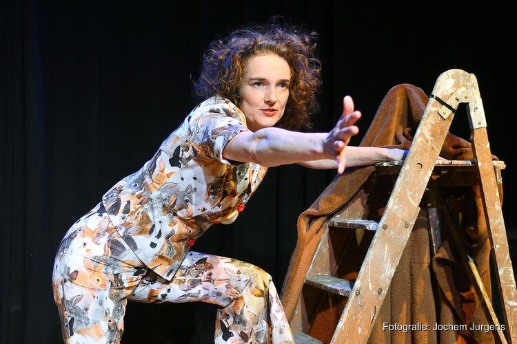 Rasvertelster Nathalie Baartman 'breekt' subtiel grote thema's