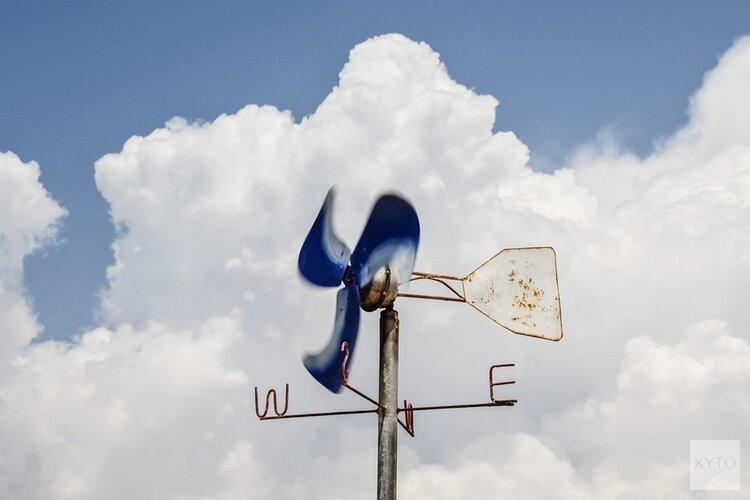 KNMI geeft voor morgen code geel af voor zware windstoten