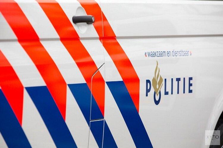 Bezorger in Beverwijk bestolen