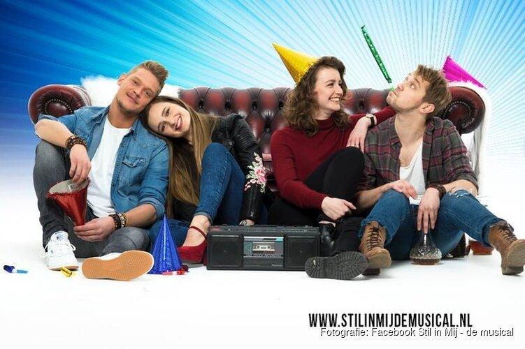 Nieuwe musical 'Stil in mij' tourt vol Nederlandse popmuziek door het land