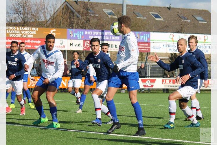 DEM wint verdiend van Fortuna Wormerveer met 1-0.