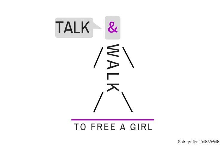 Talk&Walk – Sponsorloop voor Free a Girl