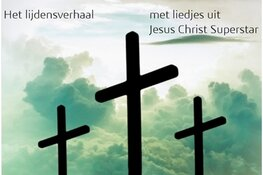 Staccato zingt Jesus Christ Superstar