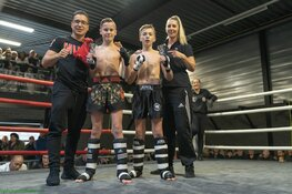 Tiende clubkampioenschap kickboksen bij Team Spirit Beverwijk
