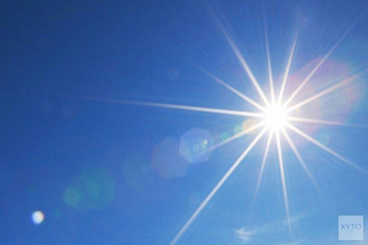 Terrasweer met veel zon op komst: zondag richting 20 graden
