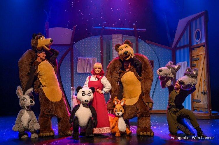 Beregezellige familievoorstelling in het Kennemer Theater