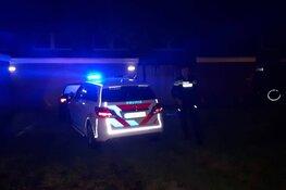 Wilde achtervolging door Beverwijk na vluchtpoging van 19-jarige automobilist