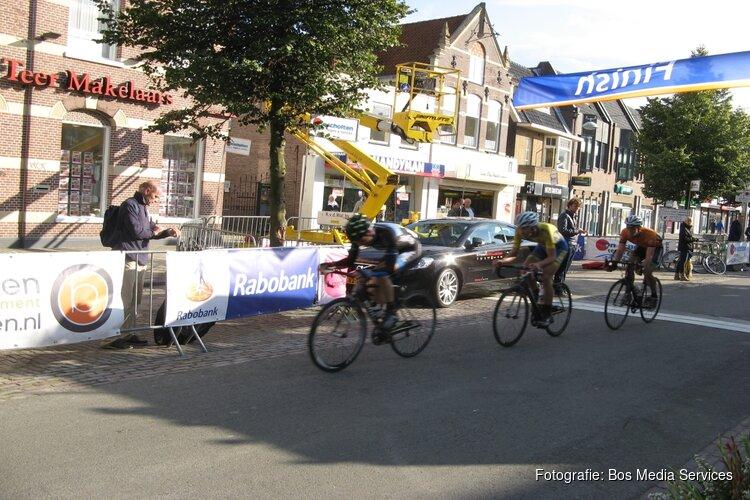 40e Ronde van Beverwijk in zwaar weer
