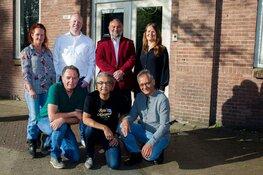Samenwerkende lokale partijen starten een nieuw podium en restaurant in de oude Jozefschool